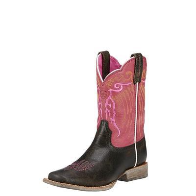Ariat Girl's Mesteno Square Toe Boot