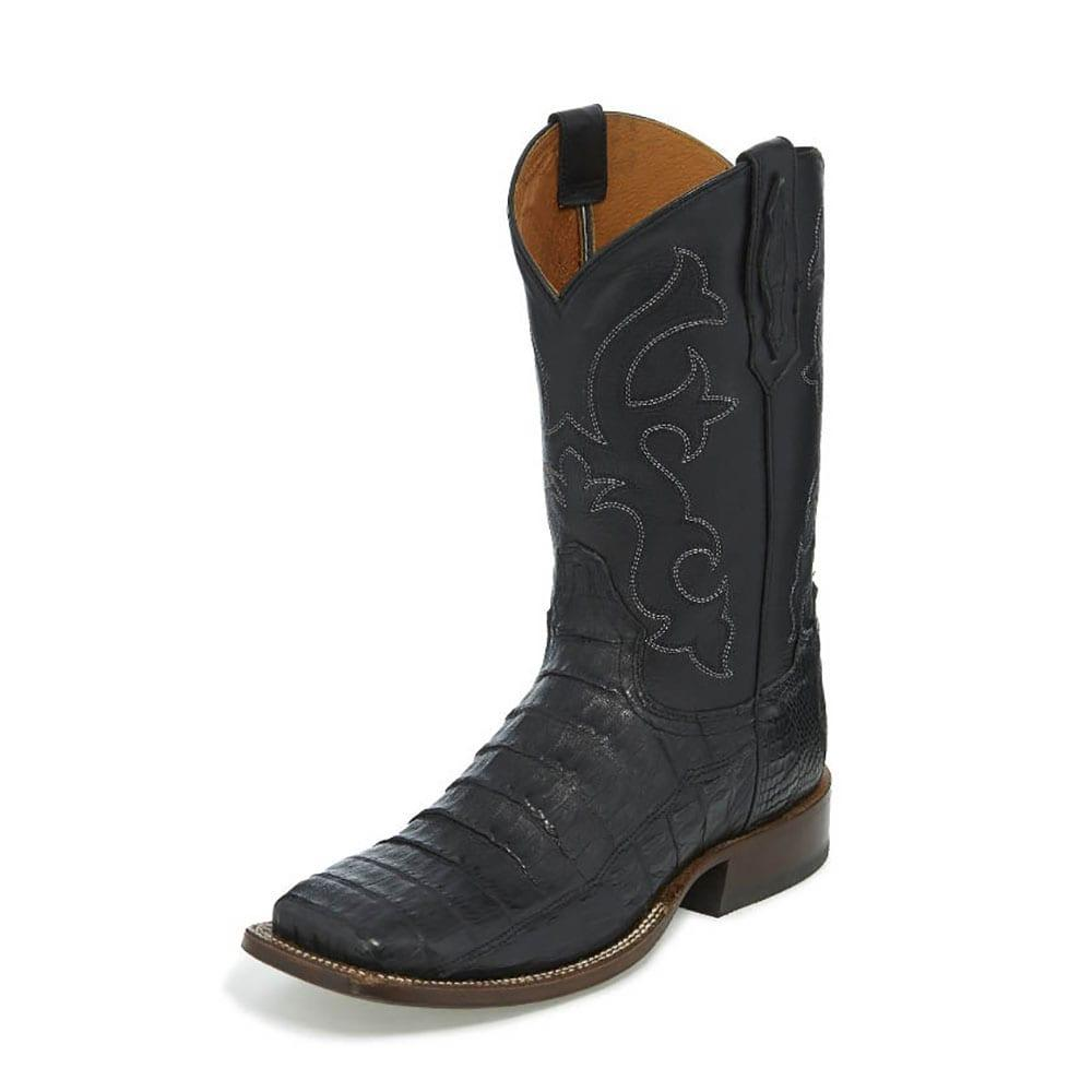30d010d7655 Tony Lama Mens Canyon Black Boot