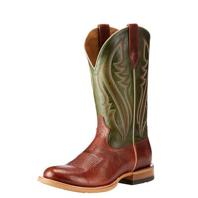 Ariat Men's Cowboy Cognac Match Up Boot