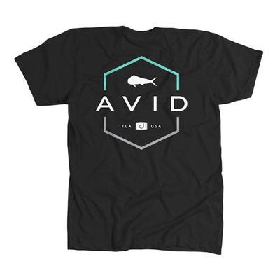 Avid Men's Diamond Dorado T- Shirt