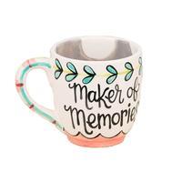 Mom Maker Of Memories Jumbo Mug