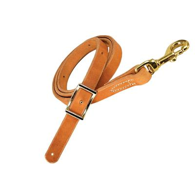 Reinsman Harness Leather Tiedown Strap