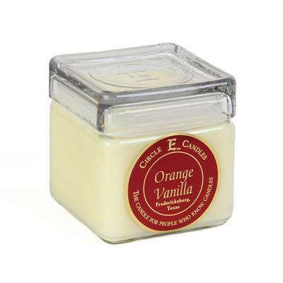 Circle E Orange Vanilla Candle - 28 Oz.