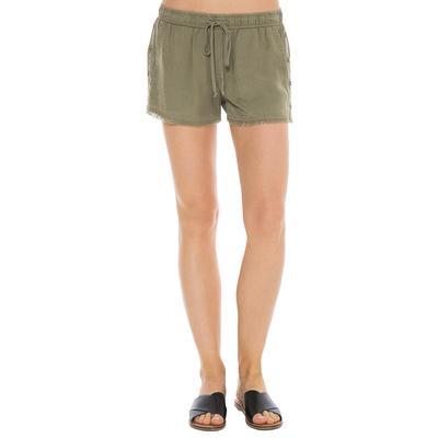Bella Dahl Women's Side Button Shorts