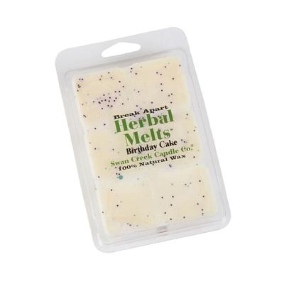 Swan Creek's Birthday Cake Herbal Melts