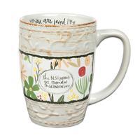 Grandparents Simple Inspirations Gift Mug