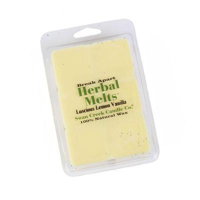 Swan Creek's Luscious Lemon Vanilla Herbal Melts