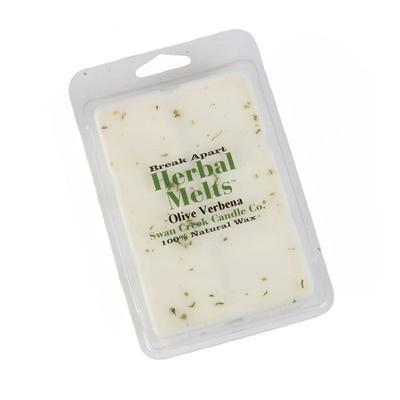 Swan creek's Olive Verbena Herbal Melts