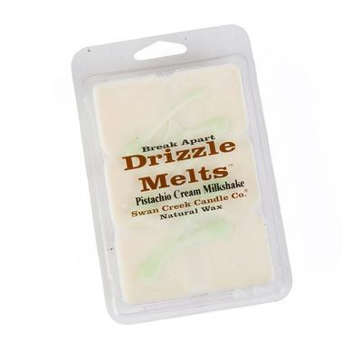 Swan Creek's Pistachio Cream Milkshake Drizzle Melts