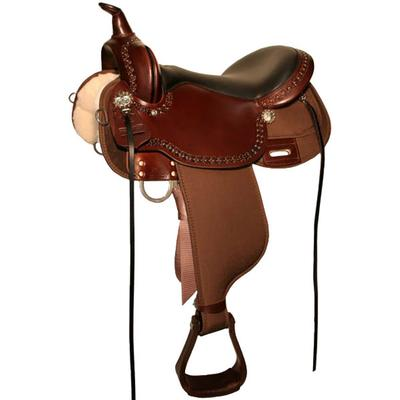 High Horse By Circle Y Willow Springs Cordura ® Trail Saddle