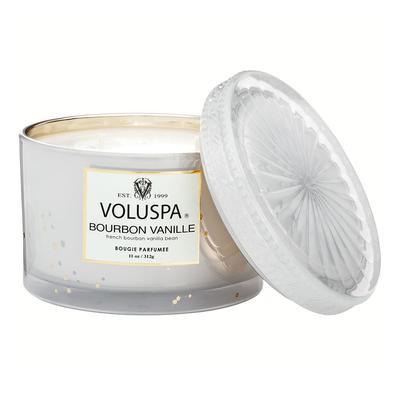 Voluspa's Corta Maison Bourbon Vanille Candle