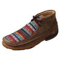 Twisted X Women's Serape Driving Moccasin Shoes