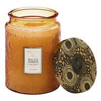 Voluspa's Large Baltic Amber Jar Candle