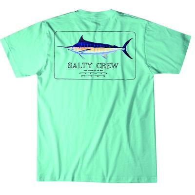 Salty Crew Men's Blue Rogers T-Shirt