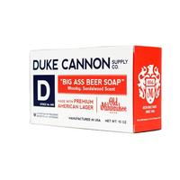 Duke Cannon's Big A Beer Soap