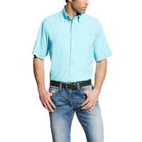 Ariat Men's VentTEK II Blue Radiance Shirt
