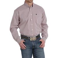 Cinch Men's Small Scale Plaid Shirt