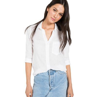 Bella Dahl Women's Pocket Button Down