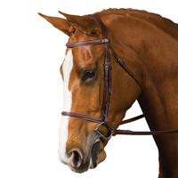 Kincade Plain Raised Bridle Quarter Horse Size