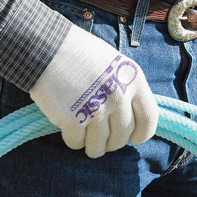 Classic Ropes Deluxe Roping Glove, Large