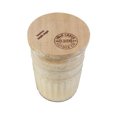 Swan Creek's Bourbon Maple Sugar Candle