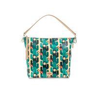 Consuela's Spike Hobo Handbag