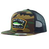 Salty Crew Men's Mossback Camo Cap
