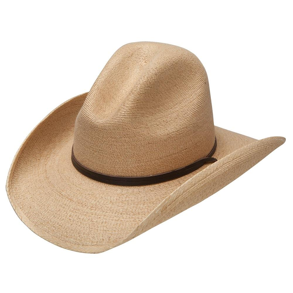 6b57d5a4 Stetson Men's Bryce Straw Hat