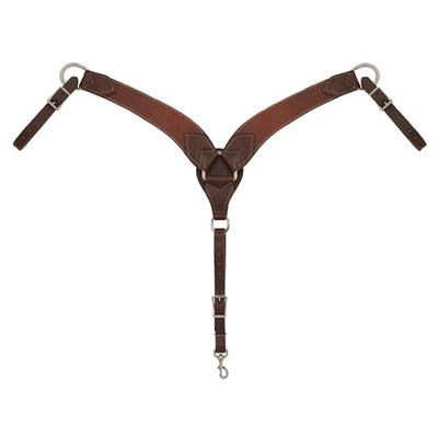 Weaver Cowboy Roper Harness Leather Breast Collar