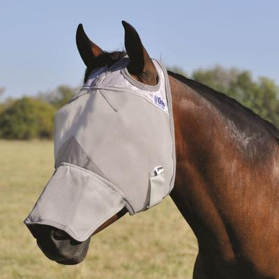 Cashel Crusader Long Nose Fly Mask, Small Horse/Arabian