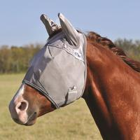 Cashel Crusader Fly Mask With Ears, Horse Size