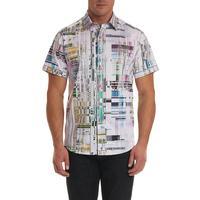 Robert Graham Men's Paracels Shirt