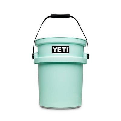 YETI Seafoam 5 Gallon Loadout Bucket
