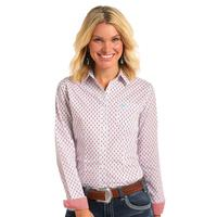 Panhandle Women's Rockford Antique Button Down Shirt