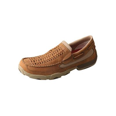 Twisted X Men's Woven Driving Moccasin