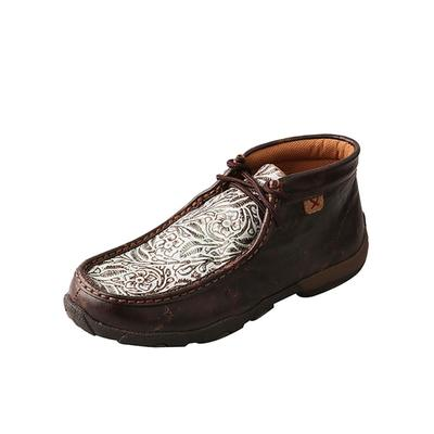Twisted X Women's High Top Driving Moccasins