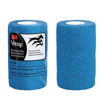 3M Vetrap Bandaging Tape, Blue