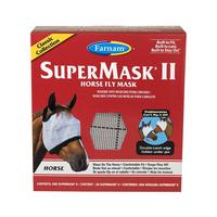 Farnam SuperMask II Yearling Size Fly Mask