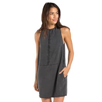 Bella Dahl Women's Frayed Seams Dress