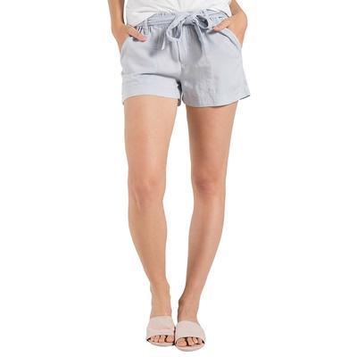 Bella Dahl Women's Belted Easy Pocket Shorts