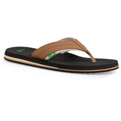 Sanuk Men's Beer Cozy 2 Flip Flop Sandals