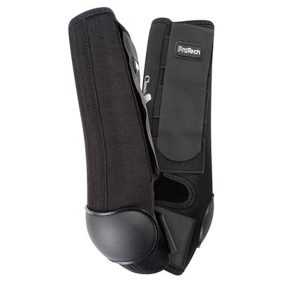 Classic Equine Air Wave™ Pro Tech™ Hind Boots BLK