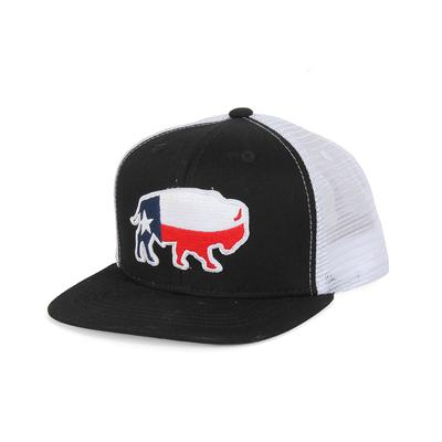 Red Dirt Hat Co.'s Youth Texas Buffalo Cap