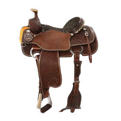 Reinsman Team Roper Saddle 14