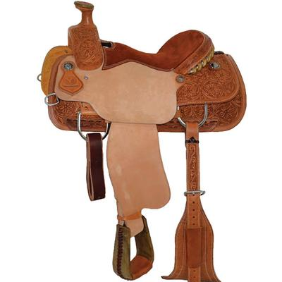 Circle Y Bixby Select Roping Saddle 15