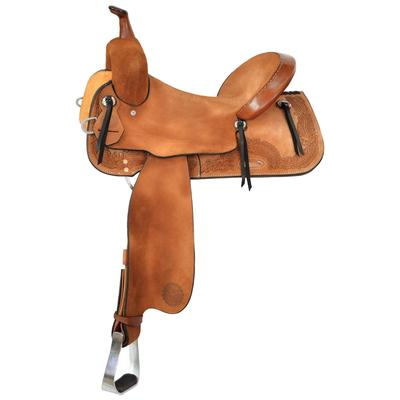 Circle Y Edna Barrel Saddle 14.5