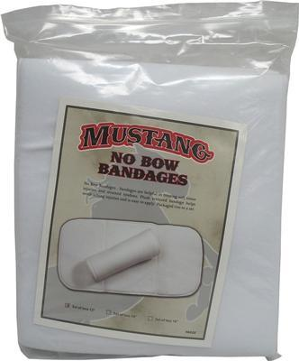 Mustang Mfg. Now-Bow Wraps 12