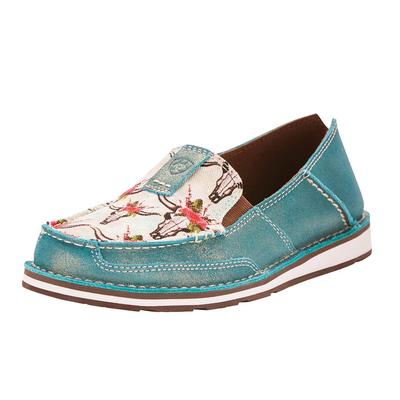 Ariat Women's Steer And Roses Cruiser Shoes