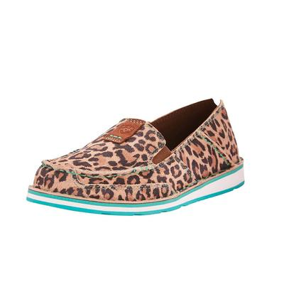 Ariat Women's Cheetah Print Cruiser Shoe