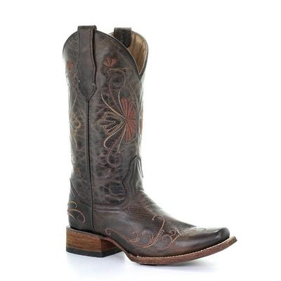 Corral Women's Circle G Western Embroidery Boots